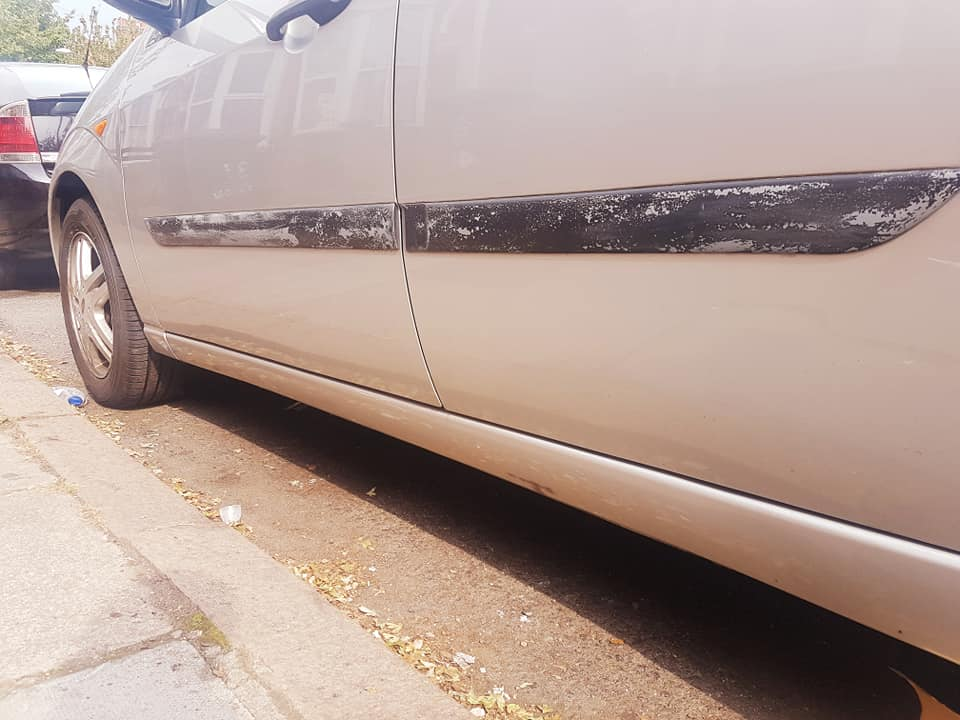 Plastic Trim Damage Leicester